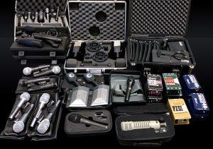 BFD Rental Microfoon