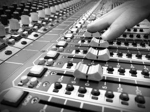 I need an audio engineer